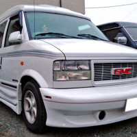 1997 GMC SAFARI