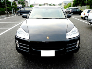 Porscheカイエン