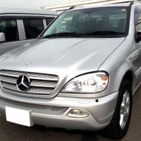 Mercedes Benz ML350を査定した場合