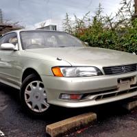 トヨタ-マークⅡ 最低2万円で買取り