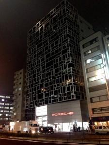 ポルシェセンター青山2