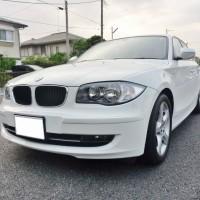 BMW116iを査定した場合