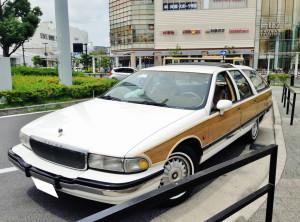 フルサイズのアメ車といえばBuick Road Master