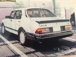SAAB900i のまともな中古車はもうないの?
