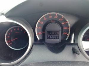 5万kmくらいでもまだ結構いい査定でます