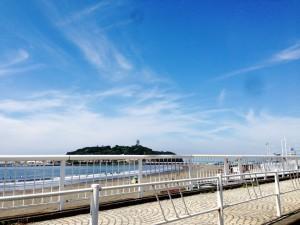 海開きモード全開の江ノ島