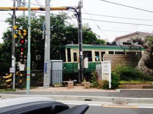 鎌倉といえば江ノ電