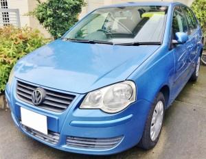 VW ポロの売却なら、藤沢・茅ヶ崎・平塚・鎌倉・逗子なら査定から即日買取り可能のハッピーカーズまで