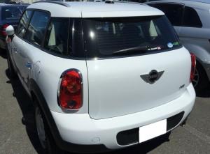 BMW MINI クロスオーバーの買取り査定は、藤沢・茅ヶ崎・平塚・鎌倉・逗子なら査定から即日買取可能のハッピーカーズまで!