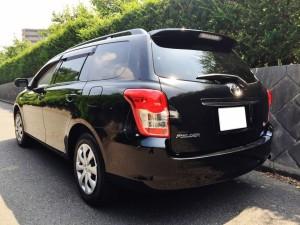 カローラフィールダーの売却は藤沢・茅ヶ崎・平塚・鎌倉・逗子なら査定から買取りまで即日可能な湘南の車買取りハッピーカーズへ
