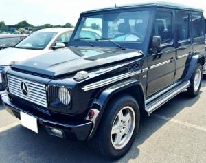 ベンツGクラスの売却は藤沢・茅ヶ崎・平塚・鎌倉・逗子なら査定から即日買取り可能な湘南の車買取ハッピーカーズへ!