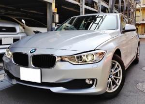 "BMW320dの売却は、藤沢・茅ヶ崎・平塚・鎌倉・逗子なら査定から即日買取り可能な""湘南の車買取りハッピーカーズ""へ"