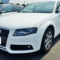 アウディA4 1.8T FSIの売却は、藤沢・茅ヶ崎・平塚・鎌倉・逗子なら査定から即日買取り可能な湘南の車買取りハッピーカーズへ