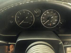 走行9万km台のユーノスロードスター