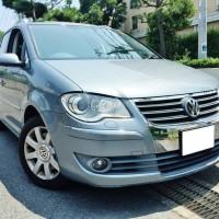"""VWゴルフ トゥーラン TSI ハイラインの売却は、藤沢・茅ヶ崎・平塚・鎌倉。逗子なら査定から買取りまで即日可能な湘南の車買取り""""ハッピーカーズ""""へ"""