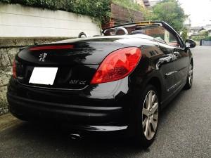 湘南に似合うフランス車、プジョー、シトロエンの査定はハッピーカーズへ。湘南ならではの高額査定で買取りいたします!