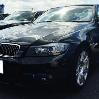 """BMW325i Mスポーツの売却は、藤沢、茅ヶ崎、平塚、鎌倉、逗子なら査定から即日現金買取り可能は""""湘南の車買取りハッピーカーズ""""へ"""