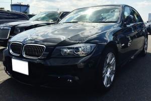 """BMW325i M-sportの売却は、藤沢、茅ヶ崎、平塚、鎌倉、逗子なら査定から即日現金買取り可能は""""湘南の車買取りハッピーカーズ""""へ"""