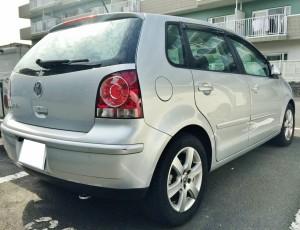 """VW POLOの査定なら、""""湘南の車買取りハッピーカーズ""""へお任せください。10年以上前のフォルクスワーゲンでも高額査定で現金買取りいたします!"""