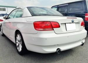 """BMW3シリーズの査定は、BMWなら湘南で一番高く買取りできる自信がある""""湘南の車買取ハッピーカーズ""""へ"""