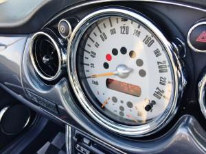 10年前のBMW MINIの中古車としてはコンディションは極上!