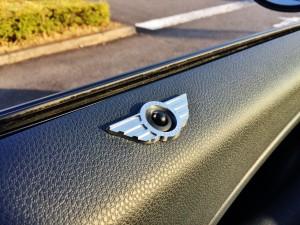 BMW MINIのこういう細かいディティールいいですよね~