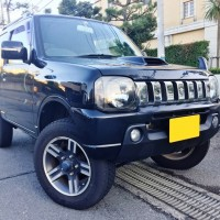 "JB23W型 スズキ ジムニーの売却は、藤沢、茅ヶ崎、平塚、鎌倉、逗子なら査定から即日現金買取り可能な""湘南の車買取りハッピーカーズ""へ"
