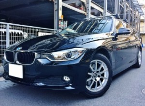 "BMW320iの売却なら、藤沢、茅ヶ崎、平塚、鎌倉、逗子なら査定から即日買取り可能な""湘南の車買取りハッピーカーズ""へ"