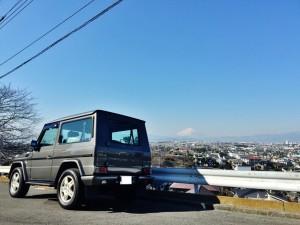 湘南の海と片瀬山から眺める富士山は最高です