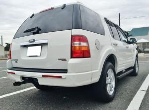 フォードエクスプローラーを中心としたアメ車はハッピーカーズへお任せください