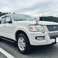 フォードエクスプローラーXLTスーパーエクスクルーシブの売却は、藤沢、茅ヶ崎、平塚、鎌倉、逗子なら査定から即日買取り可能な湘南の車買取りハッピーカーズへ