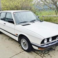 "BMW518iのような旧車、名車、外車の売却は、藤沢、茅ヶ崎、平塚、鎌倉、逗子なら査定から即日買取り可能な""湘南の車買取りハッピーカーズ""へ"