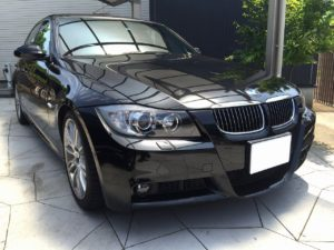 "BMW320i、BMW335iの売却は、査定から15分で査定額提示が可能な""湘南の車買取ハッピーカーズ""へ"