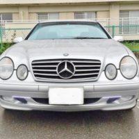 2002年式メルセデス・ベンツCLK320AVGの売却なら、15分でスポード査定から即日現金買取可能な車買取りハッピーカーズへ