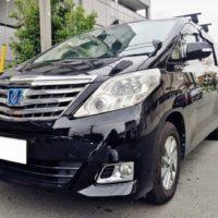 アルファード ベルファイアの売却は、藤沢、茅ヶ崎、平塚、逗子、鎌倉なら査定から即日現金買取り可能な湘南の車買取ハッピーカーズへ