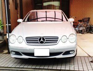 メルセデスベンツCL500の売却は、全国チェーンを目指している即日現金買取り可能な車買取りハッピーカーズへ