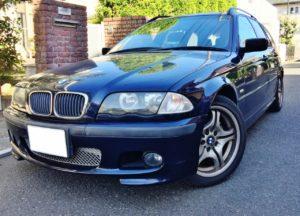 BMW318i BMW320i ツーリングの売却は、査定から即日現金買取り可能な湘南の車買取りハッピーカーズへ