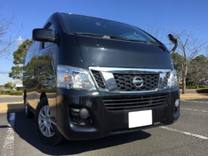 日産キャラバンNV350やハイエースの売却は、査定から15分で即日買取可能な湘南のl車買取ハッピーカーズへ