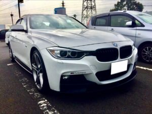 BMW320dMスポーツの売却は藤沢、茅ヶ崎、平塚、鎌倉、逗子なら査定から即日現金買取買取可能な湘南の車買取ハッピーカーズへ