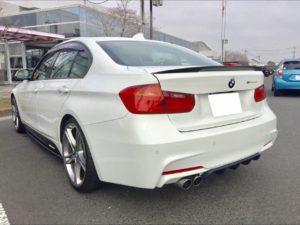 BMWの売却はやっぱりBMWの価値わかる買取店で査定することをおすすめします