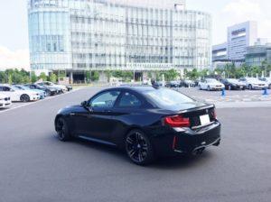 BMW M2に試乗してみました