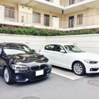 代車BMW118iMY STYLE からBMW118i M-sport納車へ