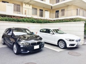 代車BMW118iMY STYLE からBMW118i M-sports納車へ