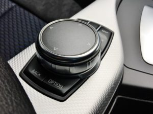 BMWのidriveは進化してました