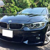 BMW420i Mスポーツの売却は藤沢、茅ヶ崎、平塚、鎌倉、逗子なら査定から即日現金買取り可能な湘南の車買取ハッピーカーズへ