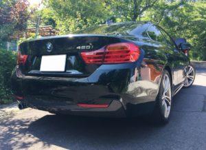 BMW420iクーペもグランクーペも査定はハッピーカーズへお任せください