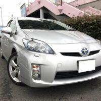 トヨタ プリウス Sツーリングセレクションの売却は、藤沢、茅ヶ崎、平塚、鎌倉、逗子なら査定から即日現金買取り可能な湘南の車買取りハッピーカーズへ