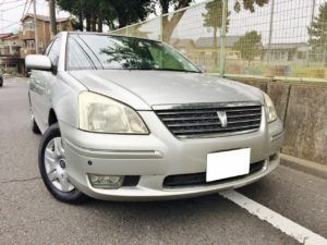 トヨタ プレミオの売却は、藤沢、茅ヶ崎、平塚、鎌倉、逗子ならメール査定だけでも即日現金買取り可能な湘南の車買取りハッピーカーズへ