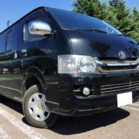 ハイエースの売却は藤沢、茅ヶ崎、平塚、鎌倉、逗子なら査定から即日現金買取可能な湘南の車買取りハッピーカーズへ