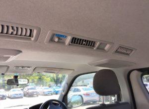 スーパーGLなら後席用エアコン吹き出し口があってもはや乗用車